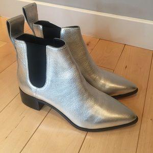 New Loeffler Randall 'Nellie' Chelsea Boots